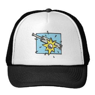 Cricket 3 mesh hats