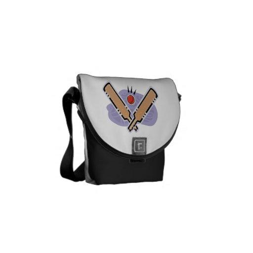 Cricket 5 messenger bag