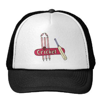 Cricket 7 trucker hat