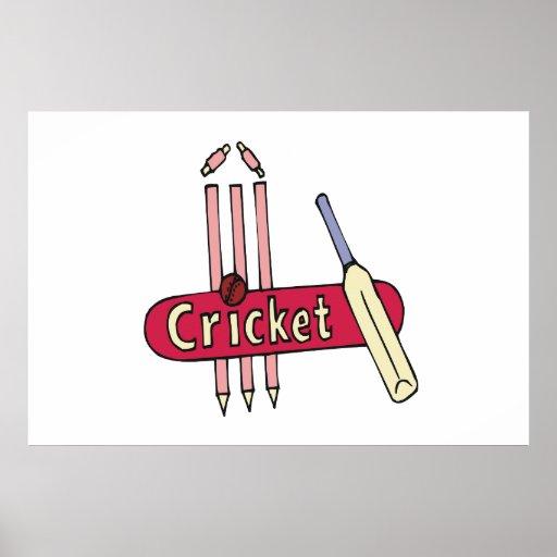 Cricket 7 print