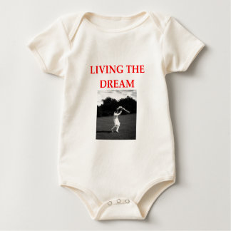 cricket baby bodysuit