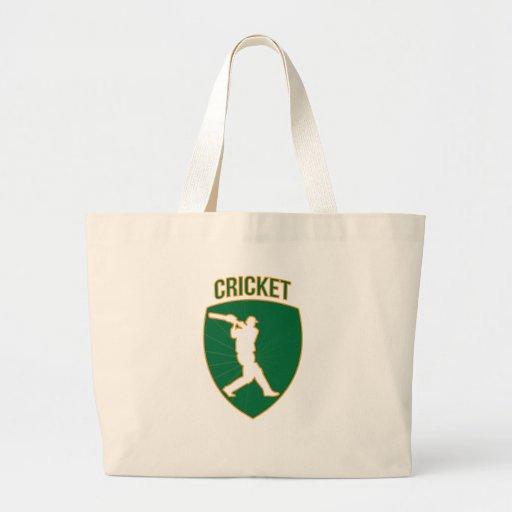 Cricket Badge Bags