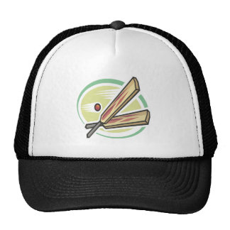 Cricket Ball And Bat Hats