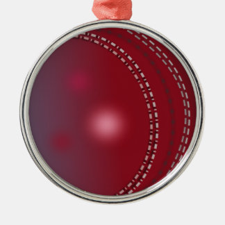 cricket ball Christmas Ornament