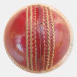 Cricket Ball.jpg Sticker