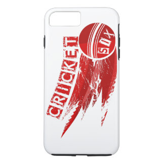 Cricket Ball Sixer iPhone 8 Plus/7 Plus Case