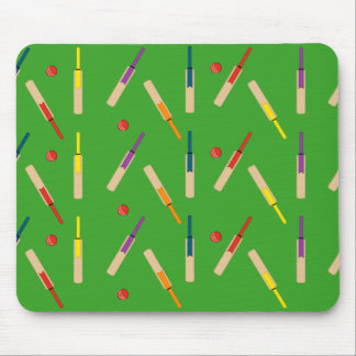 Cricket bats/ balls Mouse Pad