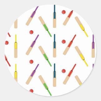 Cricket bats/ balls Stickers