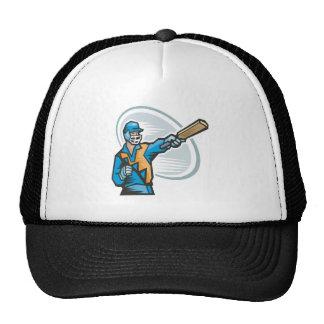 Cricket Batter 2 Trucker Hat