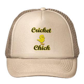 Cricket Chick Mesh Hats