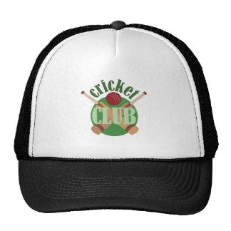 Cricket Club Cap