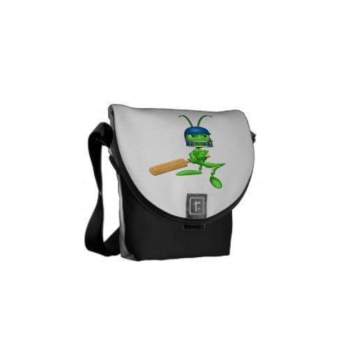 Cricket Cricket Messenger Bags