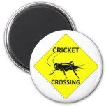 Cricket Crossing Sign