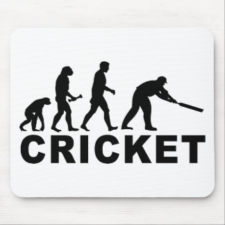Cricket Evolution Mouse Mat