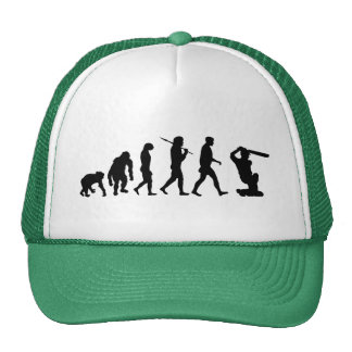 Cricket - Evolution of cricket cap