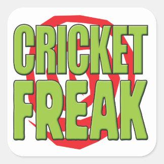 Cricket Freak G Sticker