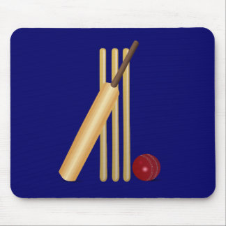 Cricket Game Mouse Mat