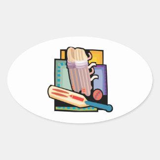 Cricket Gear Stickers
