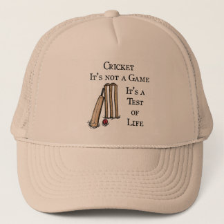 Cricket Hat