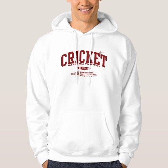 Cricket Hoodie