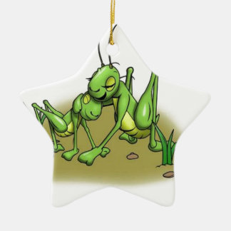 Cricket hug.JPG Christmas Ornament