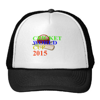 Cricket Image Cap