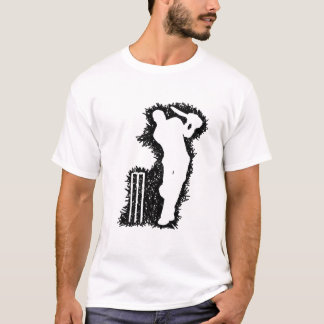 CRICKET IN BLACK SCRIBBLE T-Shirt