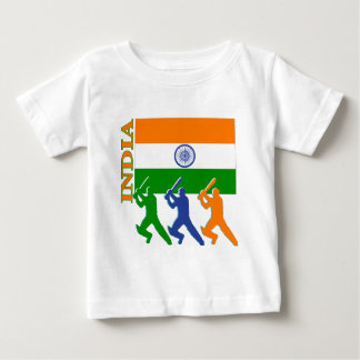 Cricket India Baby T-Shirt
