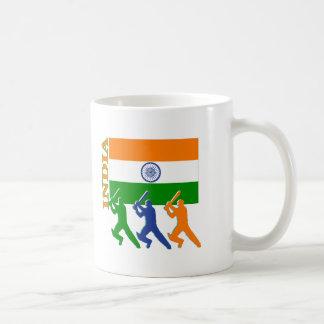 Cricket India Coffee Mug