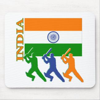 Cricket India Mouse Mat