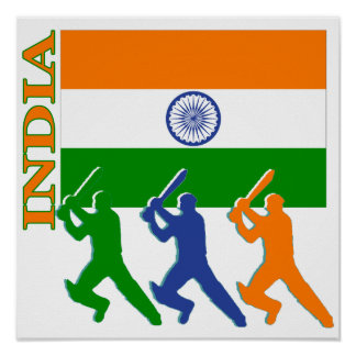 Cricket India Poster