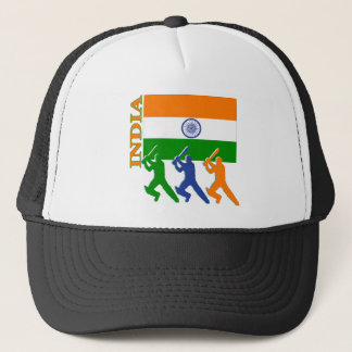 Cricket India Trucker Hat