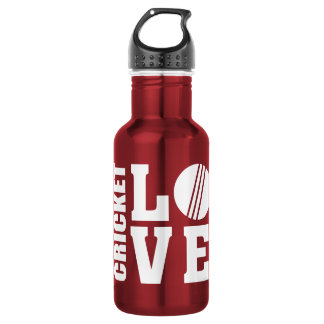 Cricket Love 532 Ml Water Bottle