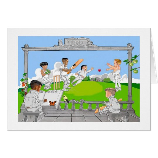 cricket, lovely cricket card