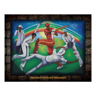 'Cricket Lovely Cricket' Poster