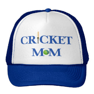 Cricket Mom Tees and Gifts - Great Gift Idea Cap