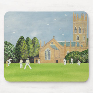 Cricket on Churchill Green Mouse Mat
