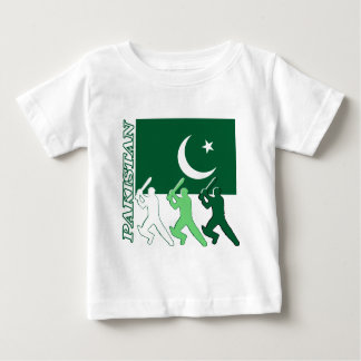 Cricket Pakistan Baby T-Shirt