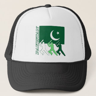 Cricket Pakistan Trucker Hat
