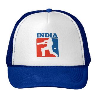 cricket player batsman India retro Trucker Hat