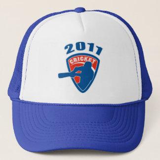 cricket player batsman world cup 2011 trucker hat