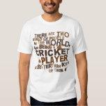 Cricket Player Gift T Shirt