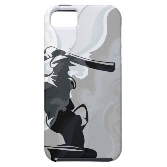 Cricket Player Tough iPhone 5 Case