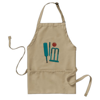 Cricket Set Apron