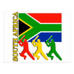 Cricket South Africa Post Card