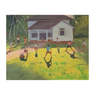 Cricket Sri Lanka 1998 2 Wood Print