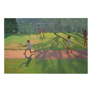 Cricket Sri lanka 1998 Wood Canvas