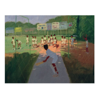 Cricket Sri Lanka Postcard