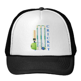 Cricket Tees and Gifts - Personalize Cap