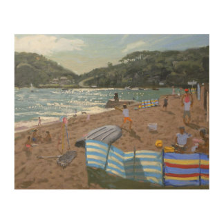Cricket Teignmouth Wood Canvases